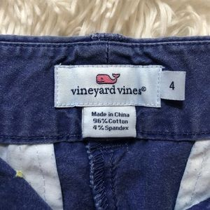 Vineyard Vines Shorts - Vineyard vines blue sailboat shorts